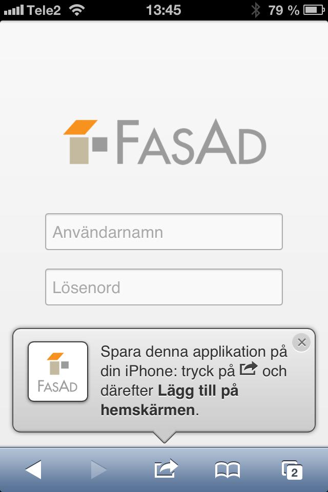 FasAd mobil