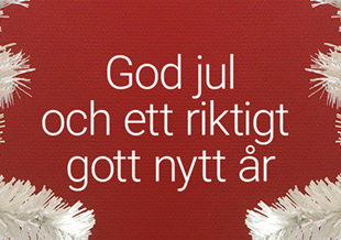 FasAd önskar God jul!