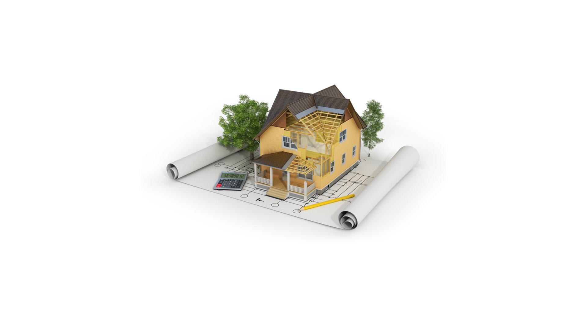 Låter du arkitekten bygga ditt hus?